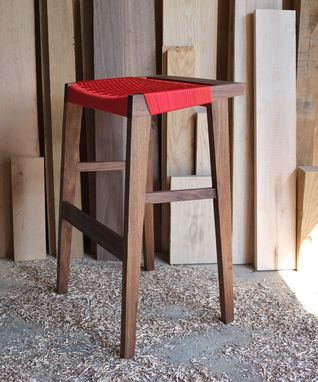 Custom Made The Burnside Stool