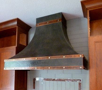 Custom Made Custom Wall Mount Hood
