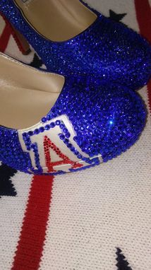 Custom Made Design Your Own University Shoes College Life Varsity