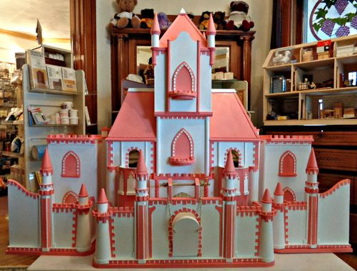 Custom Made Toy Imaginative Play Castle!