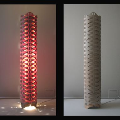Custom Made Osseous Lamp