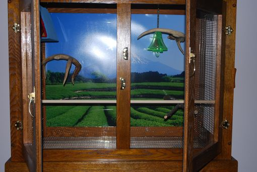 Custom Made Custom Aviaries