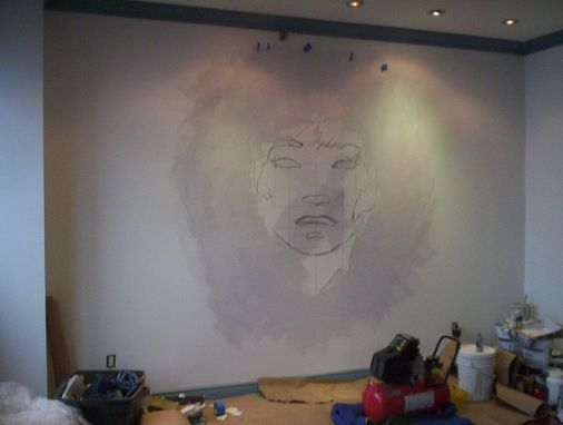 Custom Made Mural/Decorative Painting