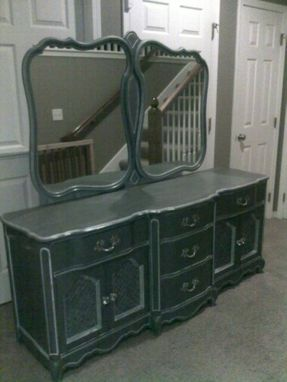 Custom Made Custom Painted Furniture Cont. 6