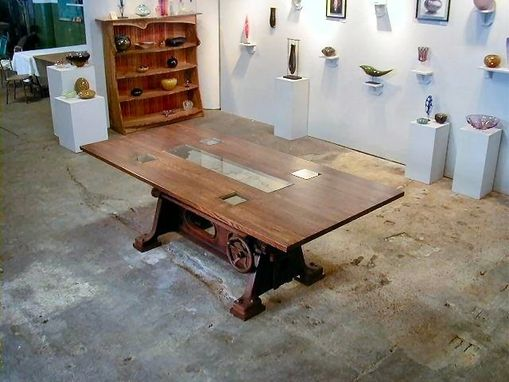 Custom Made Art Table