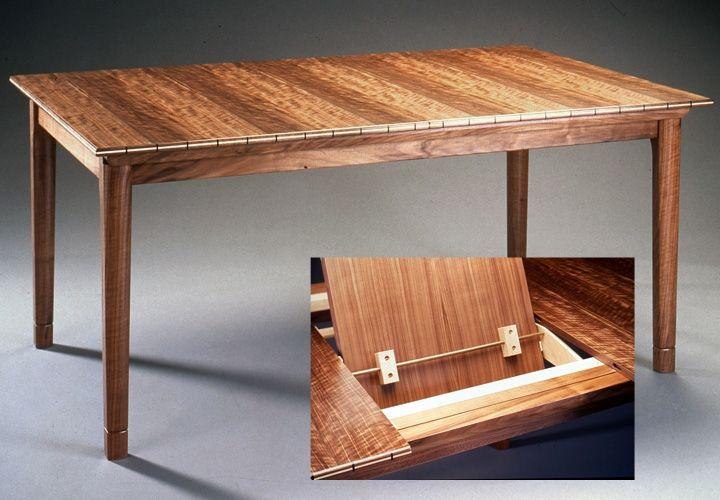 Custom Made Flip Top Dining Table