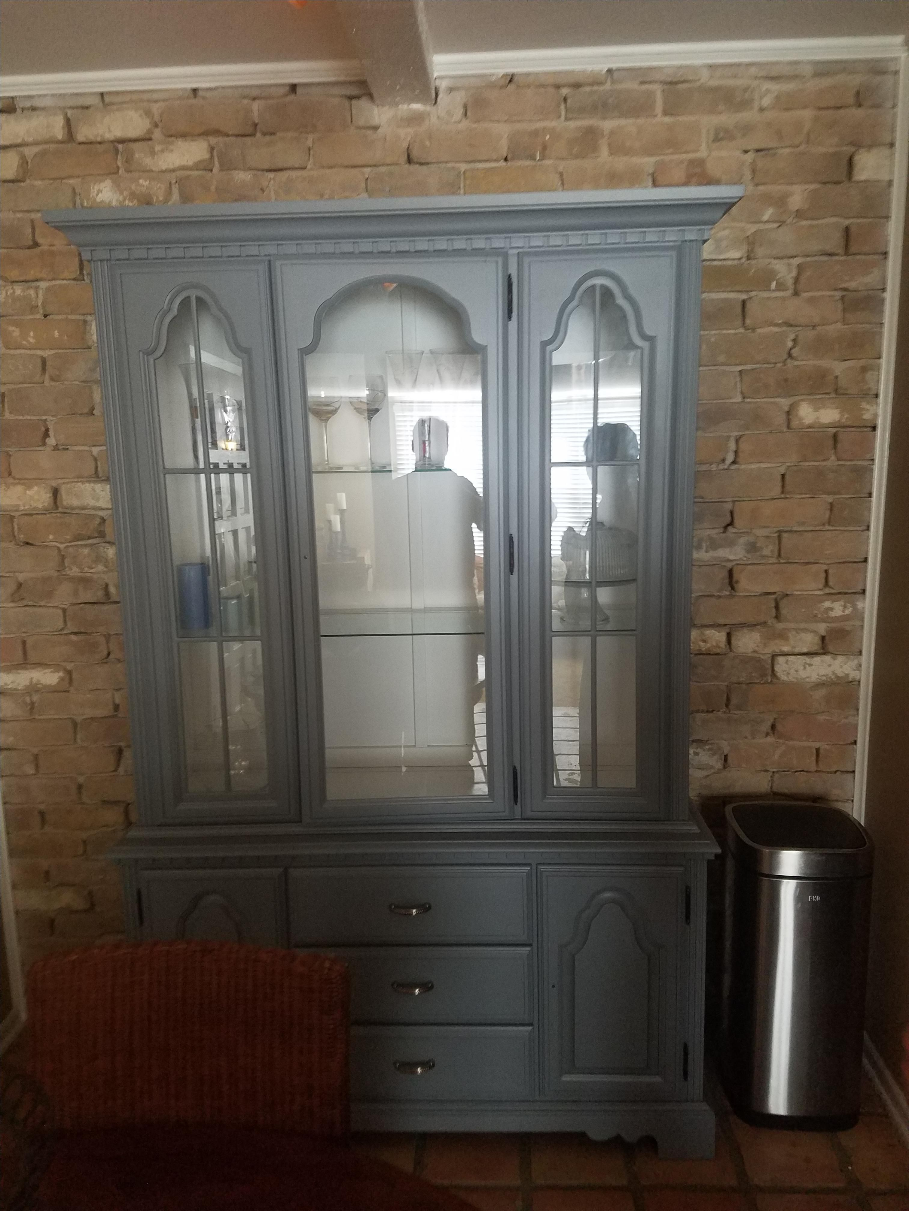 Handmade China Cabinet By Supremacy Woodworking