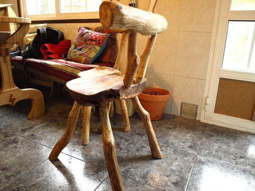 Custom Made Forest Chairs