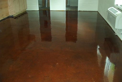 Custom Made Garage Floor Projects