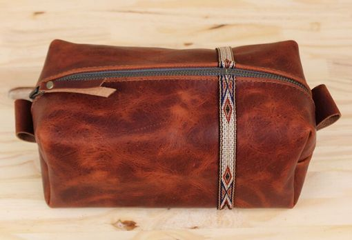 Custom Made Explorer Dopp Kit