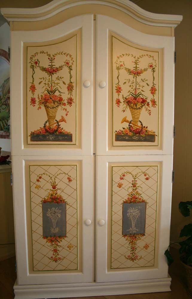 Custom Hand Painted Furniture By Zulim Bowers Designs Custommade Com