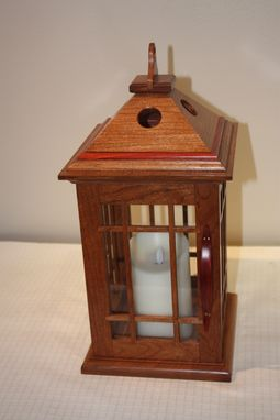 Custom Made Small Lantern