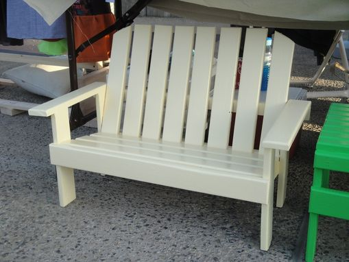 Custom Made Friendship Bench
