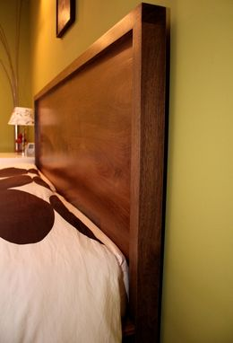 Custom Made Custom Made Bed Frame And Headboard