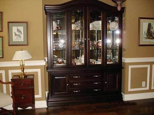 Custom Made Custom Hutch