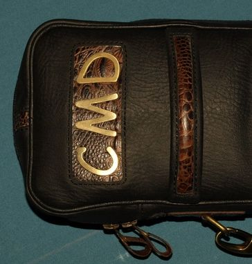 Custom Made Cmd Leather Poolstick Case