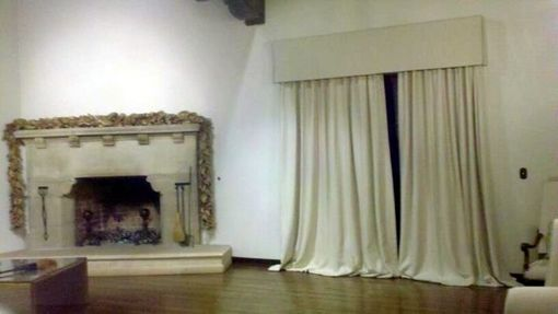 Custom Made Custom Drapes And Valance