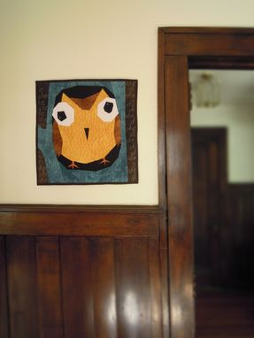 Custom Made Cute Animal Wall Hanging