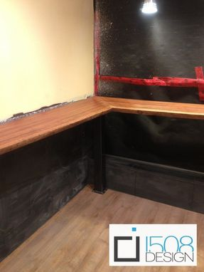 Custom Made Statement Bar For Asada Mexican Grill