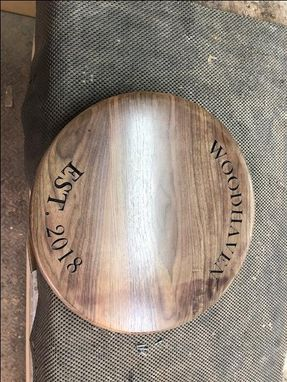 Custom Made Personalized Lazy Susans