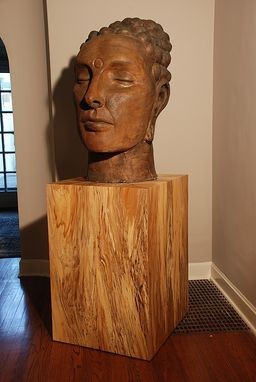 Custom Made Art Pedestal