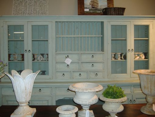 Custom Made Hutch/Kitchen Cabinet