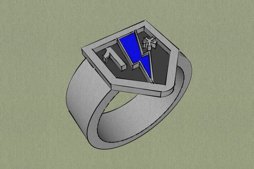 Custom Made Men's Custom Ring