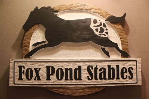 Custom Made Horse Signs | Stable Signs | Farm Signs | Home Signs | Cabin Signs | Cottage Signs