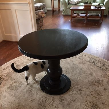 "Custom Made ""Vintage"" Foyer Table"