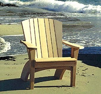 Custom Made The Wellfleet Chair