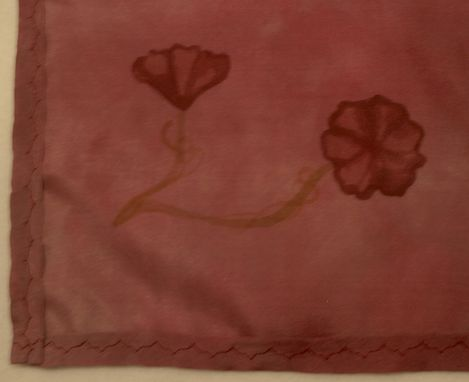 Custom Made Desert Rose Scarf