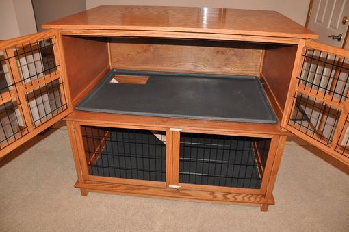 Custom Made Rabbit Hutch