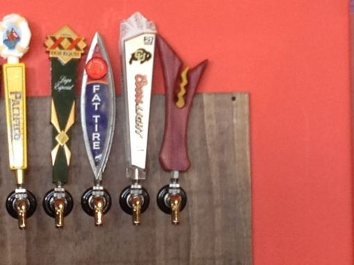 Custom Made Tap Handles
