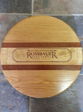 Custom Made Rombauer Lazy Susan