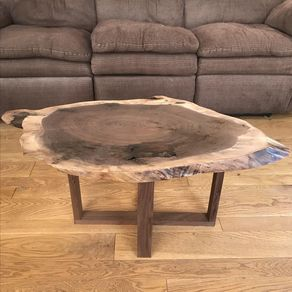 Custom Coffee Tables | Handmade Wood Coffee Tables