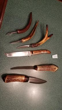 Custom Made Custom Knives
