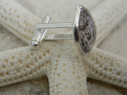Custom Made Customized Cufflinks