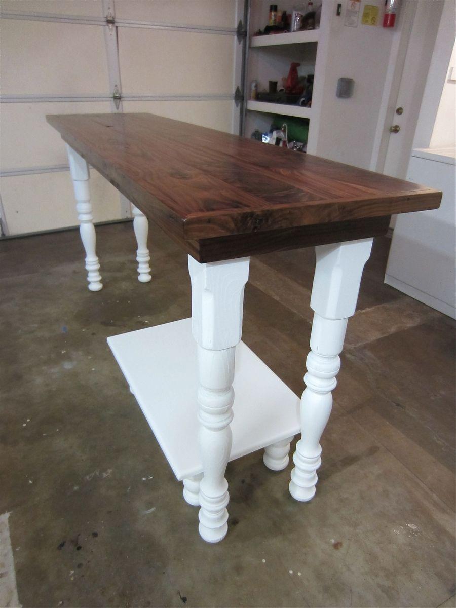 Custom Farm House Laundry Folding Table by Thecarpenterant ...