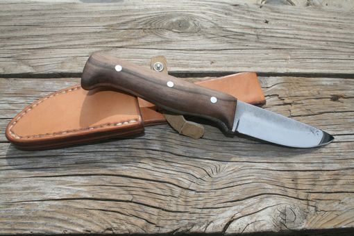 Custom Made File Knife