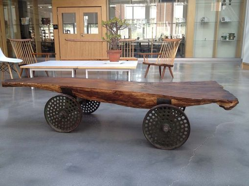 Custom Made Big Mo' Table