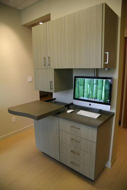 Custom Made Crawford Dental Office -  Santa Barbara