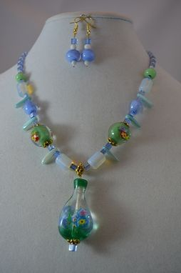 Custom Made Spring Time - Necklace & Earring Set
