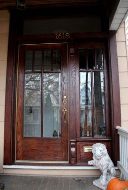 Custom Made Custom Exterior Door