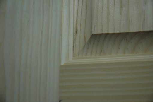Custom Made Custom Pine Door