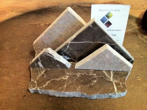 Custom Made Decco, Gifts, Card Holders In Stone Tile And Marble