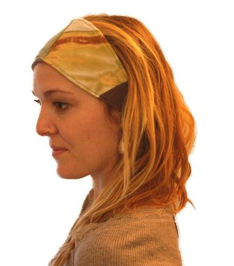 Custom Made Patchwork Headband/Dreadwrap - Custom Made For You