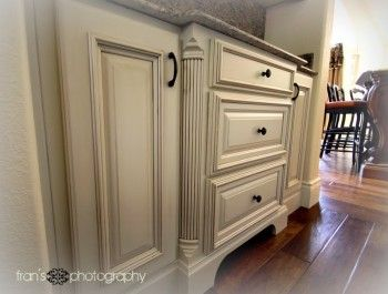Custom Made Butler's Pantry