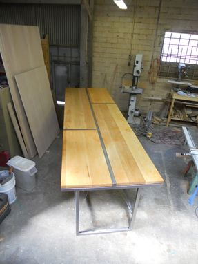 Custom Made Fondren Church Table