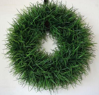 Custom Made Grass Wreaths