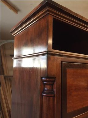 Custom Made Tv Armoire